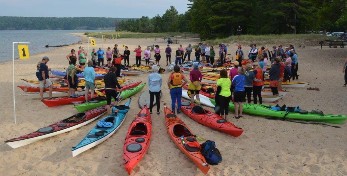 Sea Kayaking Symposium