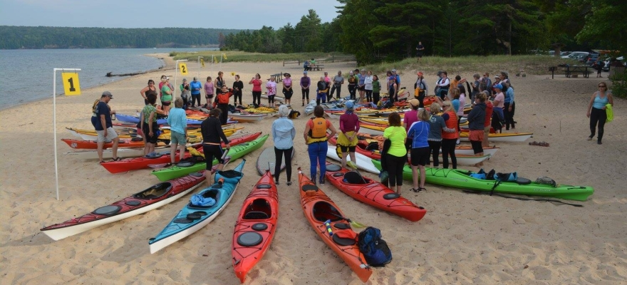 Sea Kayaking Symposium